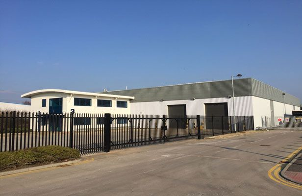 Thumbnail Industrial to let in 3 Southmead Industrial Estate, Didcot
