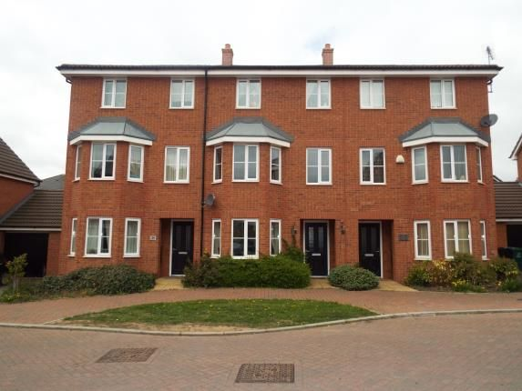 Thumbnail Terraced house for sale in Shropshire Drive, Coventry, West Midlands
