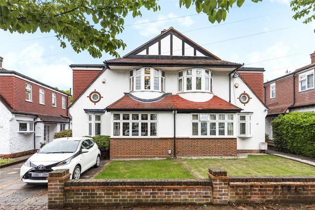 Thumbnail Semi-detached house for sale in Ernest Grove, Beckenham