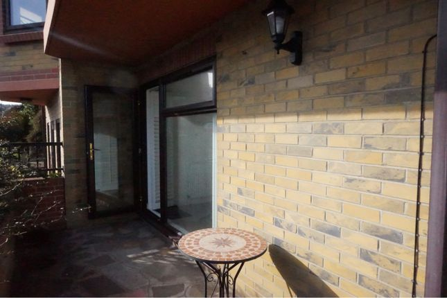 Patio of West Cliff Road, Broadstairs CT10