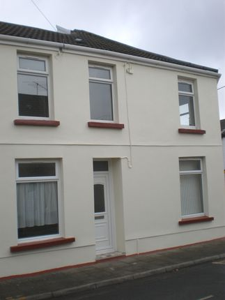 Thumbnail Terraced house to rent in Nith Street, Aberdare