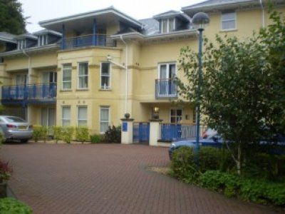Thumbnail Flat to rent in The Atrium, Devon
