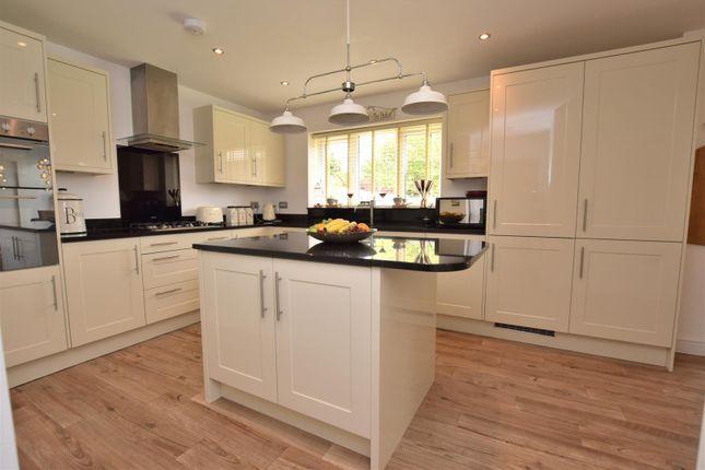 Kitchen Area of Memorial Road, Allestree, Derby DE22