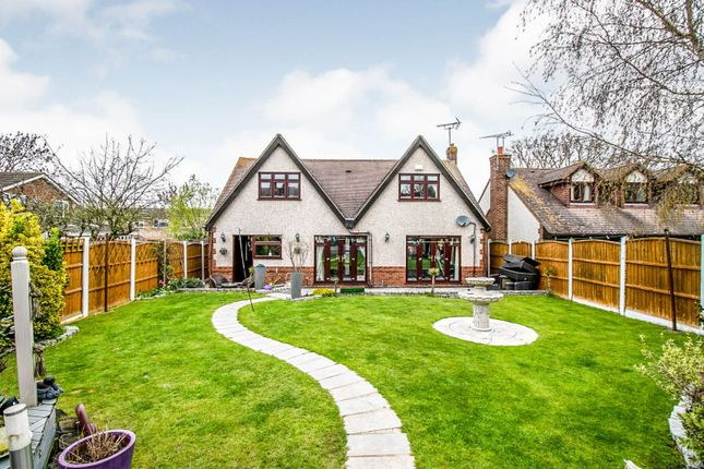 Thumbnail Detached house for sale in Hollymead, Stanford-Le-Hope