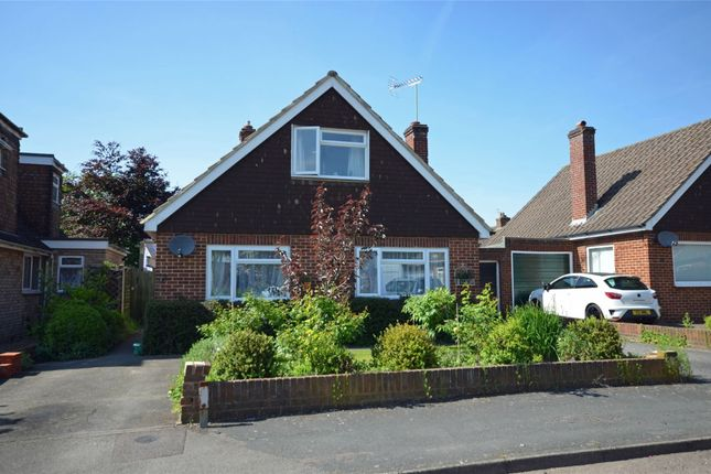 Thumbnail Detached house for sale in Bedford Avenue, Frimley Green, Camberley, Surrey