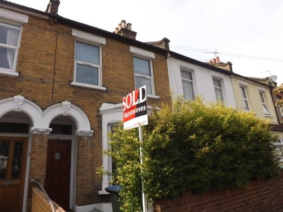 Thumbnail Property for sale in Worsley Road, London