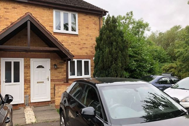 Thumbnail Property for sale in Heron Drive, Bicester