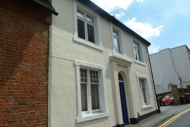 Thumbnail Semi-detached house to rent in Church Street, Bishops Stortford, Herts