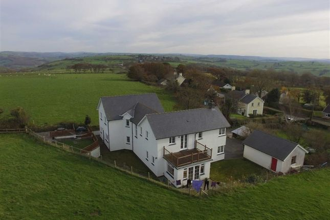 Thumbnail Detached house for sale in Aberystwyth, Ceredigion