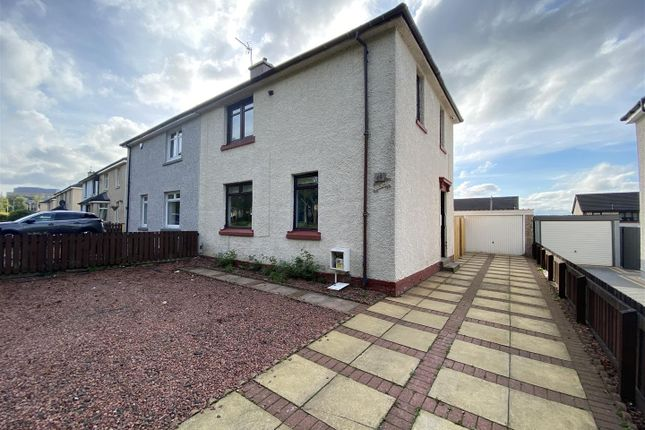Thumbnail Semi-detached house for sale in Kenilworth Avenue, Wishaw