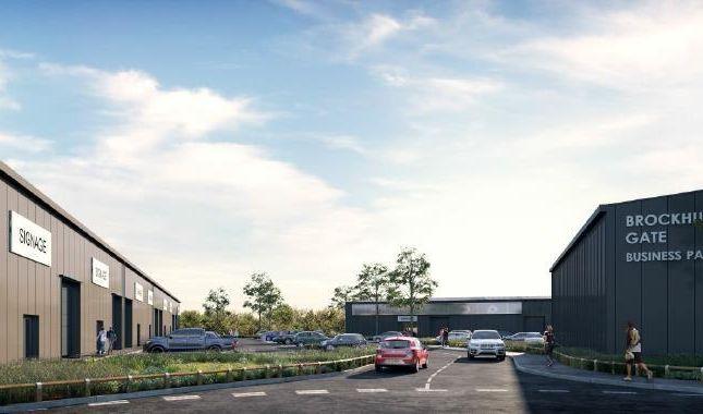 Thumbnail Industrial for sale in Phase 2, Brockhurst Gate, Cotsworth Road, Gosport