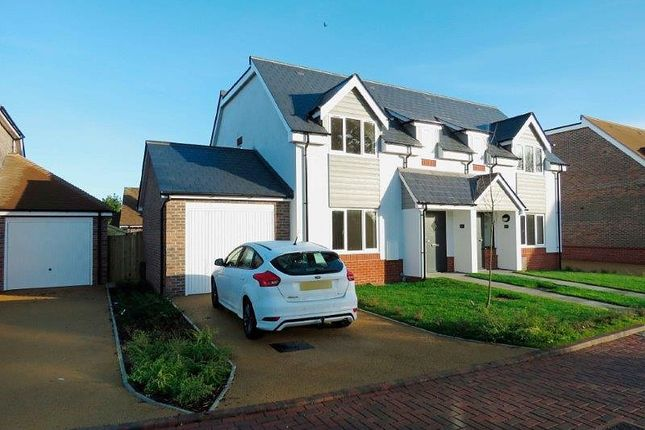 Thumbnail Semi-detached house for sale in Bound Lane, Hayling Island