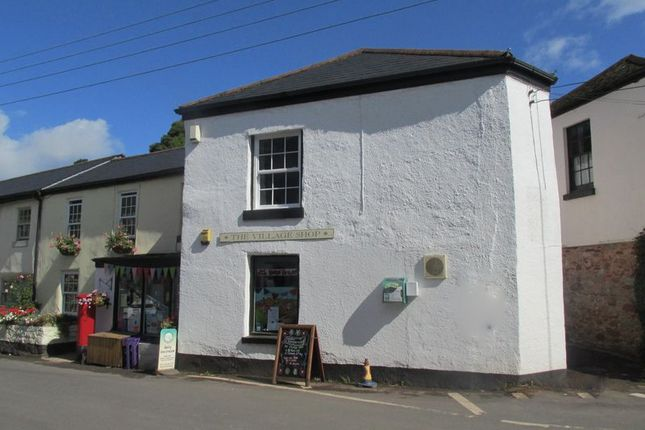 Thumbnail Commercial property for sale in Stokeinteignhead, Newton Abbot