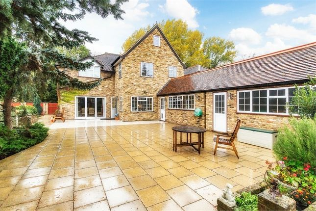 Thumbnail Detached house for sale in Cherry Tree Lane, Iver Heath, Buckinghamshire
