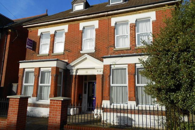 Thumbnail Detached house to rent in Alma Road, Portswood Southampton