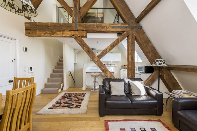 Thumbnail Flat to rent in St. Pancras Chambers, Camden