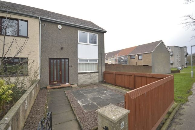 Thumbnail Terraced house to rent in Overton Mains, Kirkcaldy