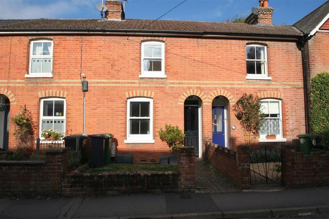 Thumbnail Terraced house to rent in Church Square, Basingstoke