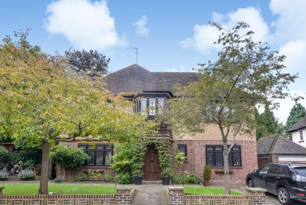 Thumbnail Detached house for sale in Cedars Close, Hendon, London