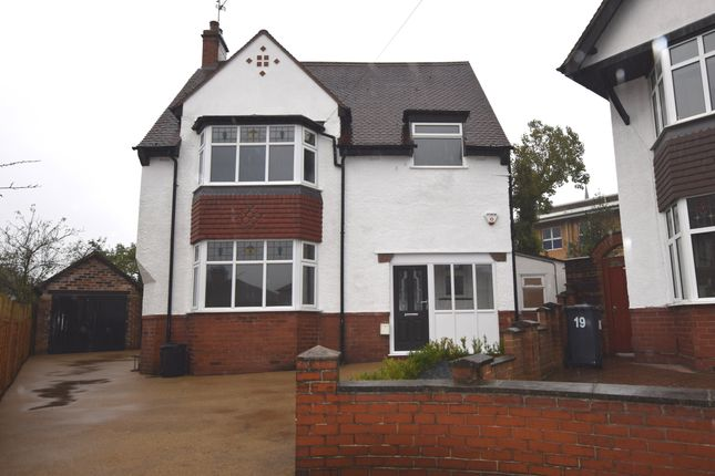 Thumbnail Detached house for sale in Grosvenor Road, Newcastle-Under-Lyme