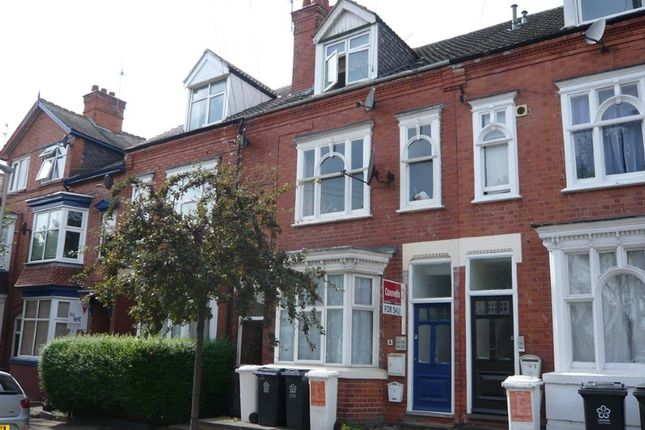 Thumbnail Flat for sale in Sykefield Avenue, Westcotes, Leicester, Leicestershire