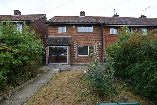 3 bed end terrace house for sale in Dulwich Way, Croxley Green, Rickmansworth Hertfordshire