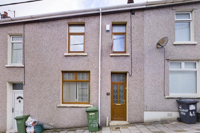Thumbnail Terraced house for sale in Pleasant View Street, Godreaman, Aberdare, Rhondda Cynon Taff
