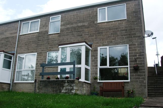 Thumbnail Semi-detached house to rent in Cheltenham Close, Exwick, Exeter