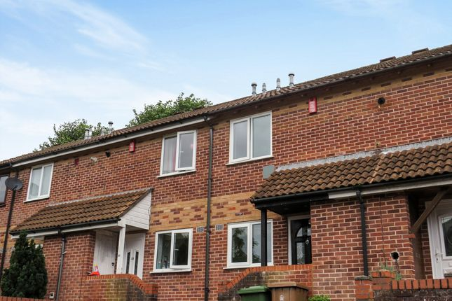 2 bed terraced house for sale in Canterbury Drive, Whitleigh, Plymouth