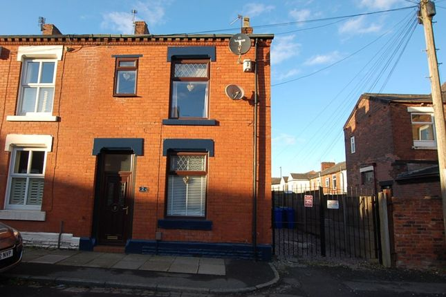 Thumbnail Terraced house for sale in Clive Street, Ashton-Under-Lyne