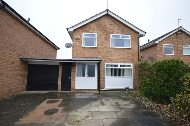 4 bed detached house for sale in Westhouse Close, Bromborough, Merseyside