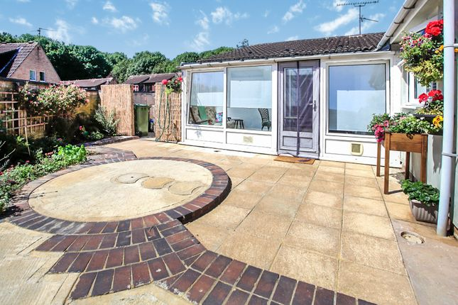 Thumbnail Semi-detached bungalow for sale in Wingfield, Orton Goldhay, Peterborough