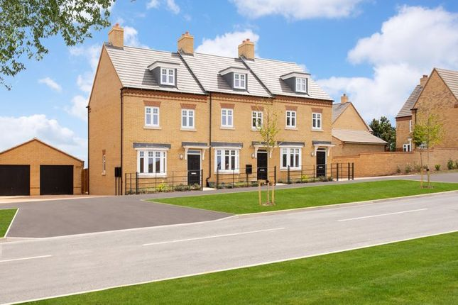 Thumbnail Semi-detached house for sale in Willow Grove, Wixhams, Bedford