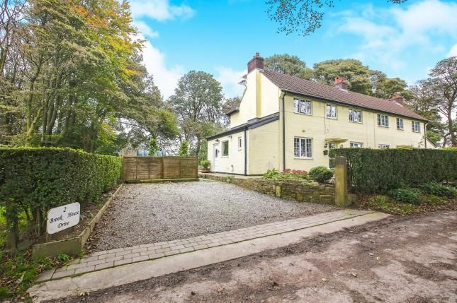 Thumbnail Semi-detached house for sale in Brook House Drive, Buxton, Derbyshire