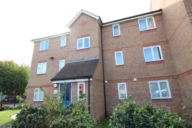Thumbnail Flat for sale in Cherry Blossom Close, Palmers Green