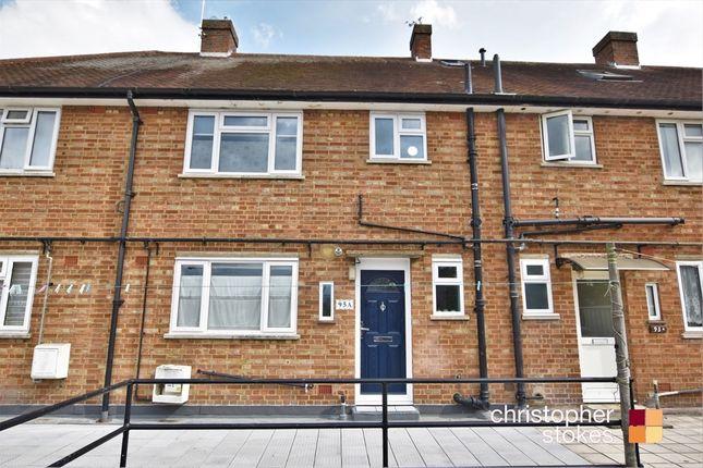 Thumbnail Maisonette to rent in High Street, Waltham Cross, Hertfordshire