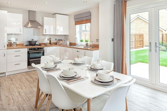 "3 bedroom detached house for sale in ""Hadley"" at Folly View Close, Penperlleni, Pontypool"