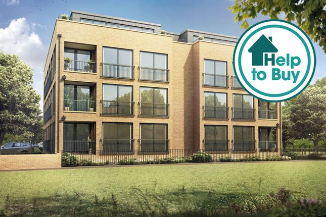 Thumbnail Flat for sale in The Gladiator, St. Andrew's Park, Uxbridge