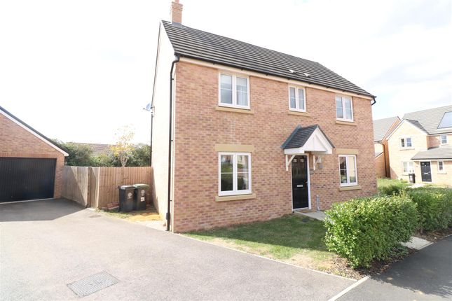 Thumbnail Detached house for sale in Chelveston Road, Newton Bromswold, Rushden