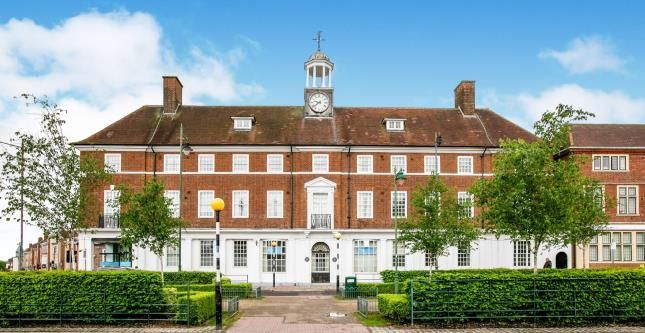 Thumbnail Flat for sale in Lyall Chambers, Broadway, Letchworth Garden City, Hertfordshire