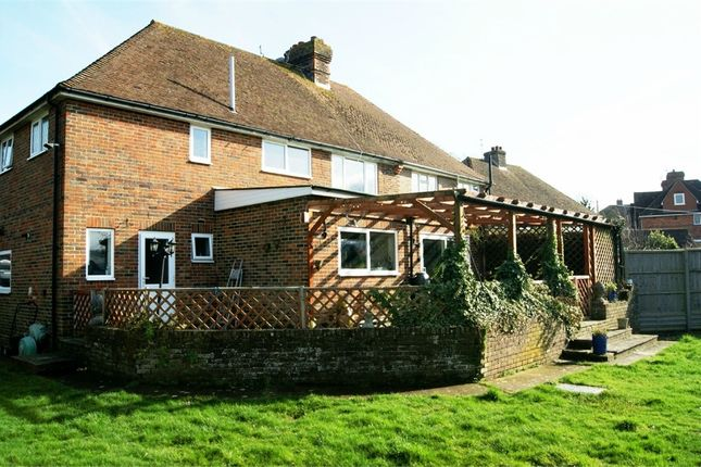 Thumbnail Semi-detached house for sale in Eastbourne Road, Polegate, East Sussex