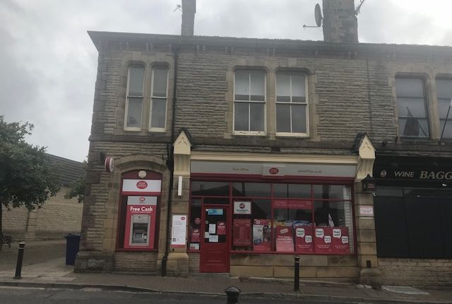 Thumbnail Retail premises for sale in 1-3 Palatine Buildings, Glebe Street, Great Harwood