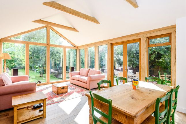 Thumbnail Semi-detached house for sale in Mill Road, Shiplake, Oxfordshire