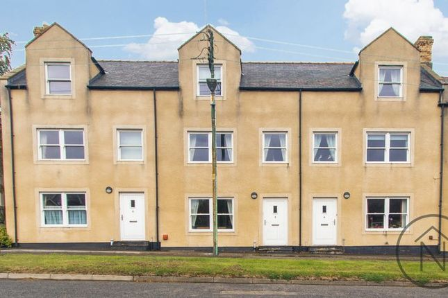Thumbnail Terraced house for sale in Cragside, West Street, Belford