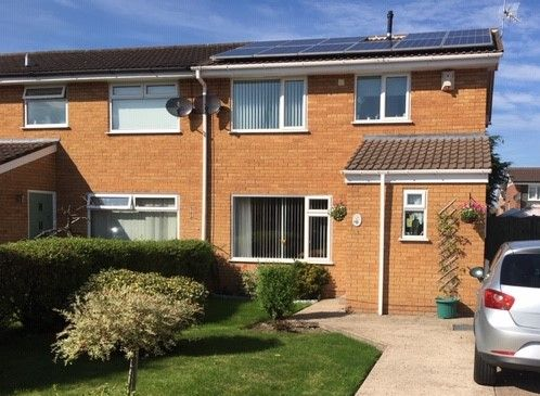 3 bed semi-detached house for sale in The Birches, Broughton, Chester CH4