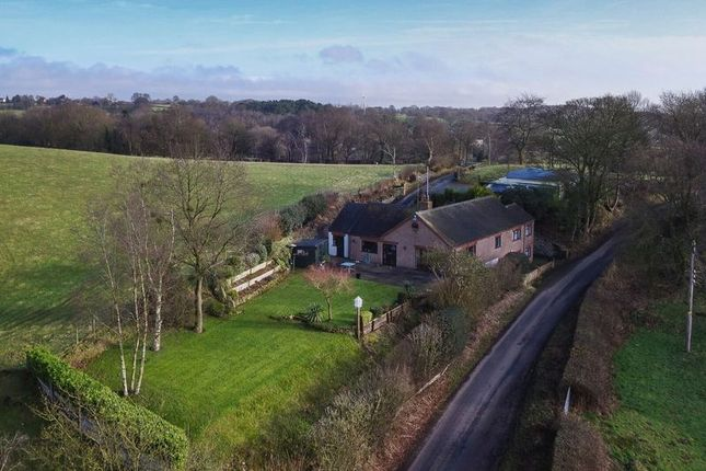 Thumbnail Detached house for sale in Gorsty Hill, Tean, Stoke-On-Trent