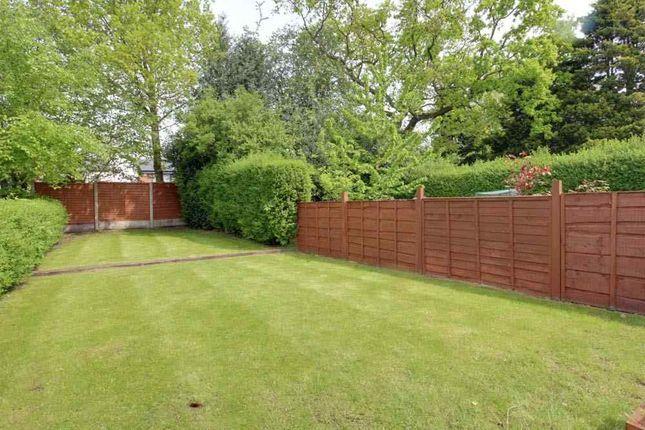 Garden At Back of Lindfield Estate North, Wilmslow SK9
