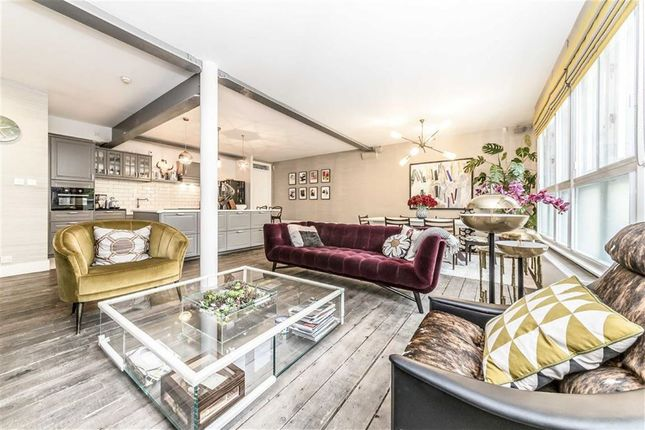 Thumbnail Flat to rent in Grange Road, London