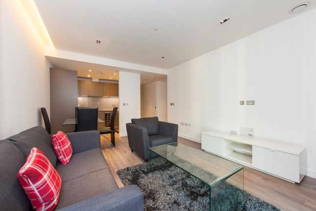 Thumbnail Flat to rent in Goodmans Fields, Cashmere House, Aldgate