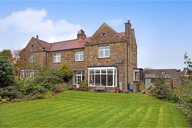 Thumbnail Semi-detached house for sale in Slead Avenue, Brighouse